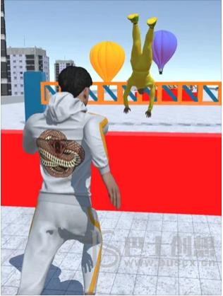 极限跑酷3D