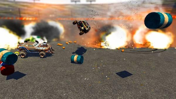 车祸模拟截图
