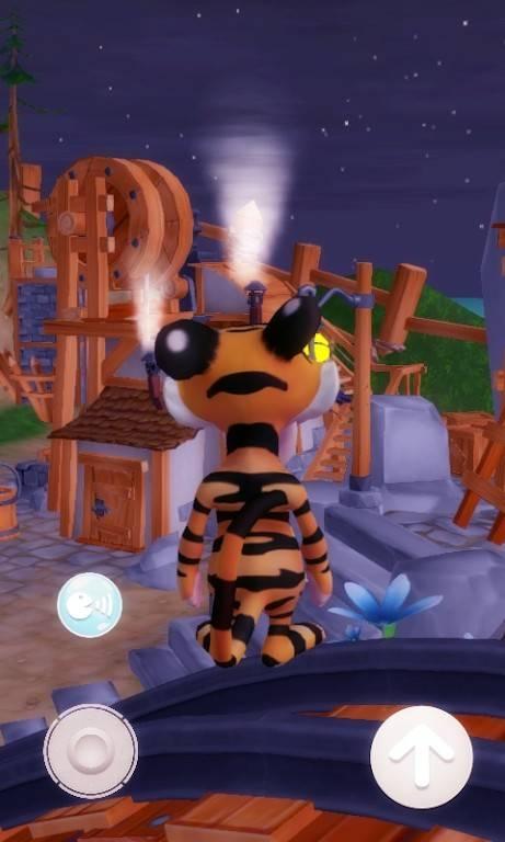 我说话的老虎