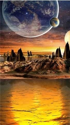 奔向火星截图