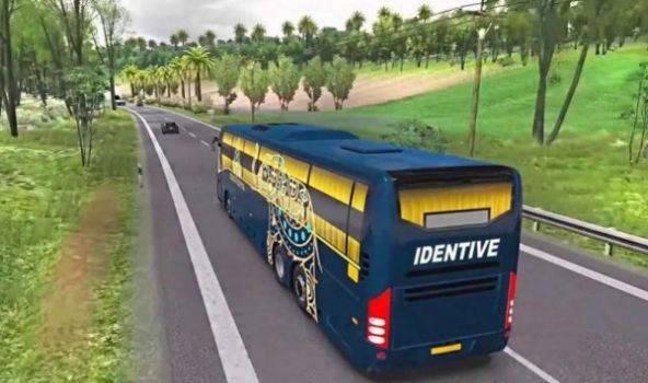 巴士司机山地驾驶