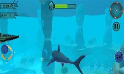 快乐的鲨鱼截图