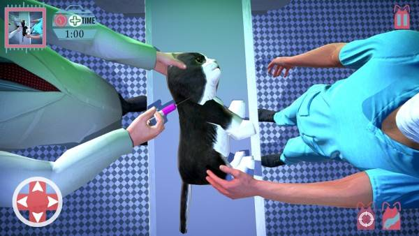 动物宠物医生截图