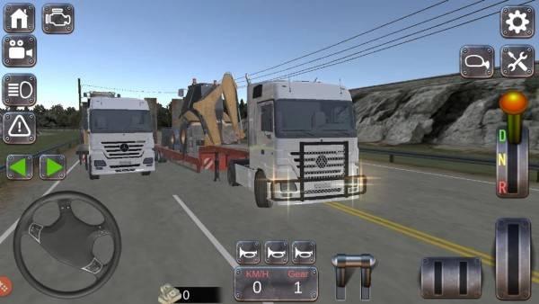 真正的卡车模拟器截图