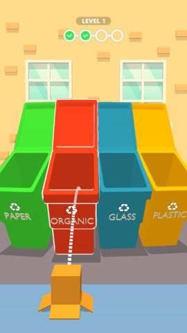 垃圾回收模拟截图