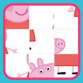 拼图猪世界