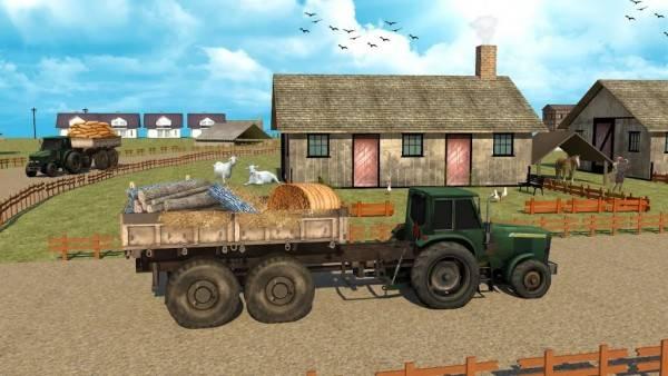 农用机械拖拉机驾驶截图