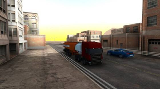 极限欧洲卡车模拟器截图