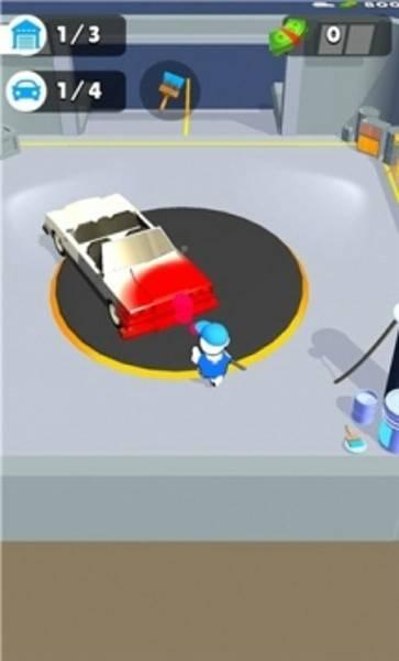汽车改装车间
