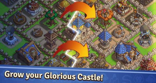 城堡策略战