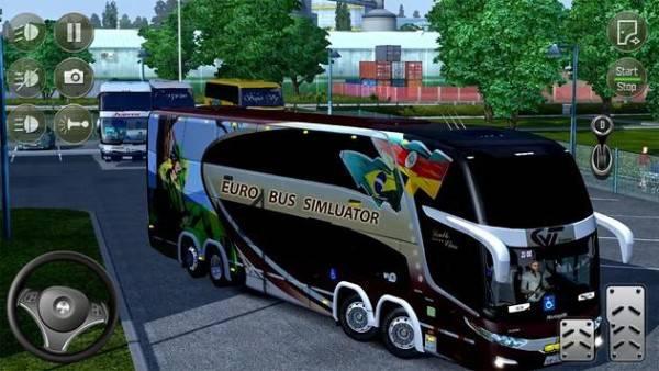 2021终极公交车