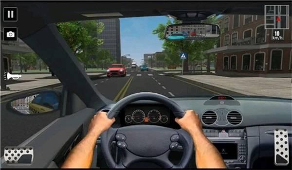 模拟出租车司机截图