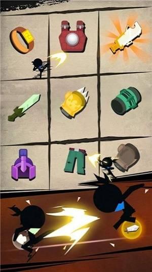 火柴间谍英雄截图