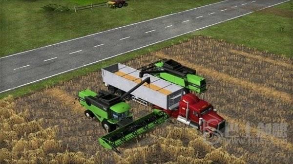 模拟拖拉机庄园