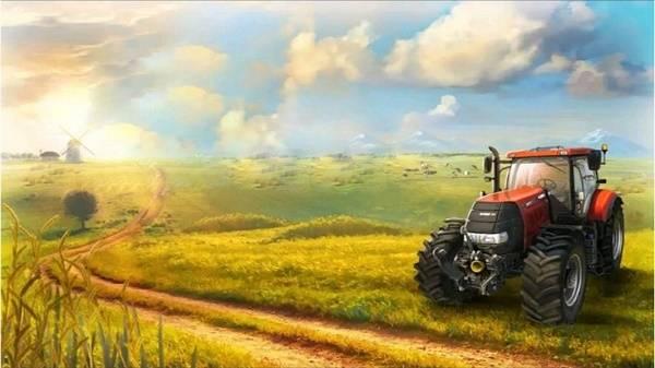 模拟拖拉机庄园截图
