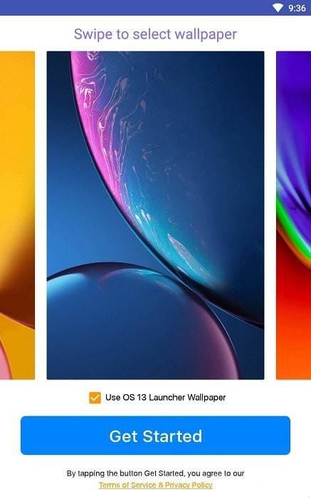 OS 13 Launcher截图