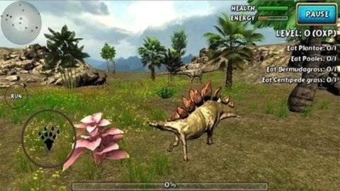 恐龙侏罗纪模拟截图