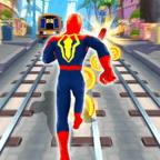 超级蜘蛛奔跑