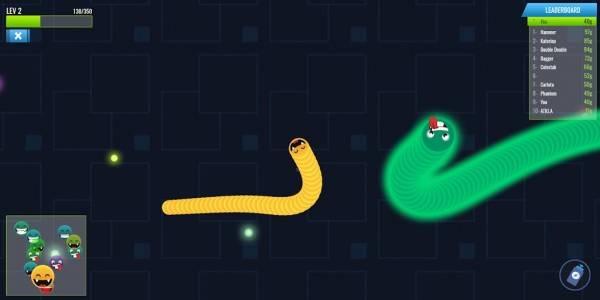 快乐蛇截图