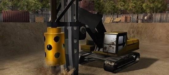 城市建筑卡车司机3d截图