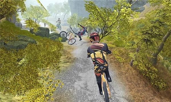 模拟登山自行车截图