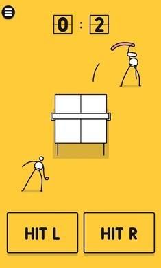 我是乒乓球之王截图