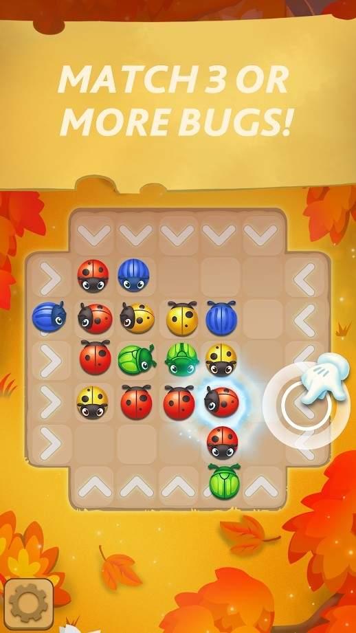 甲虫比赛截图