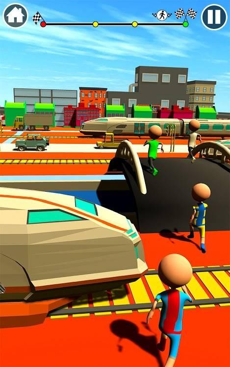 公路冲刺趣味赛3D