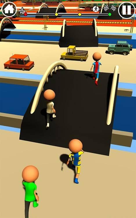 公路冲刺趣味赛3D截图