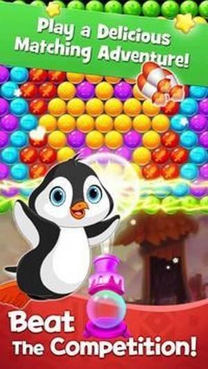 企鹅泡泡拯救