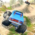 艰难的怪物卡车越野驾驶模拟器