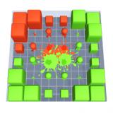 方块碰撞3D