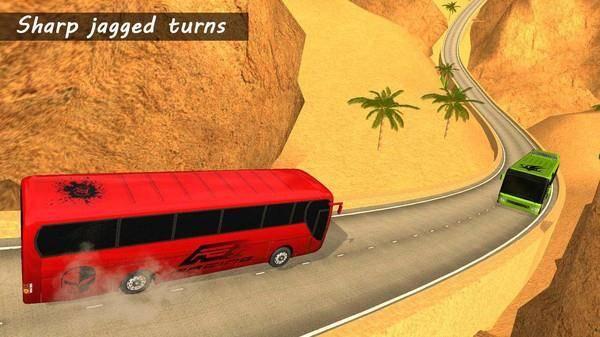 巴士赛车截图