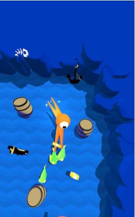 鱿鱼吃小鱼截图