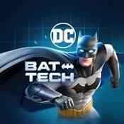 DC蝙蝠侠蝙蝠科技