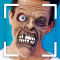 可怕的面具自拍相机