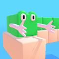 蛇形积木3D
