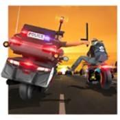 警匪对决:摩托进攻