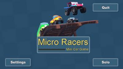 微型赛车截图