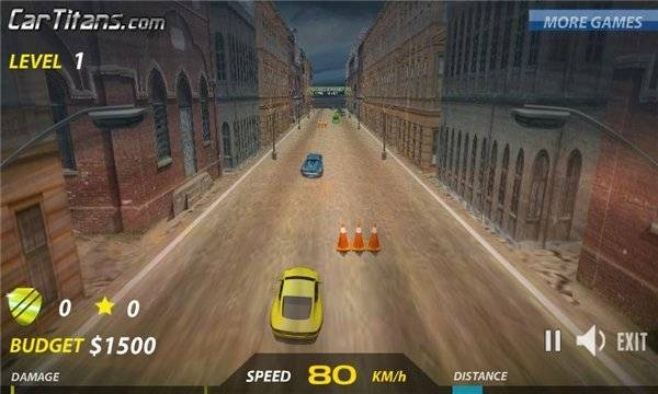 疯狂城市赛车2截图