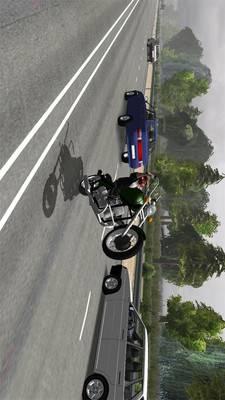 3D暴力摩托赛车截图
