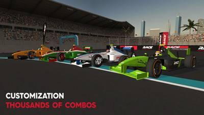 F1方程式赛车截图