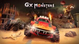 GX怪物赛车截图