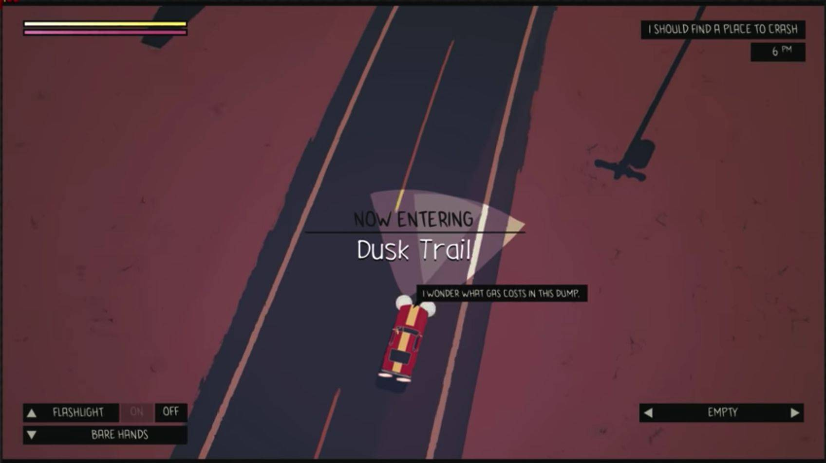 Dead Static Drive游戏截图