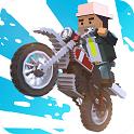 模拟方块摩托车游戏