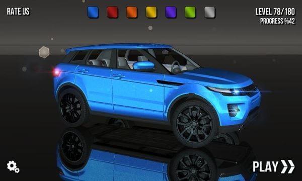 SUV停车模拟器游戏截图