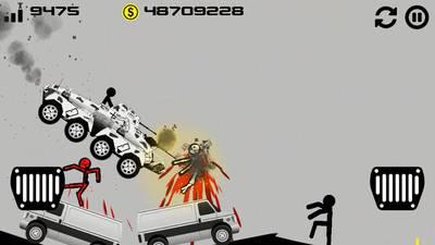 怪物卡车:奇妙物理截图