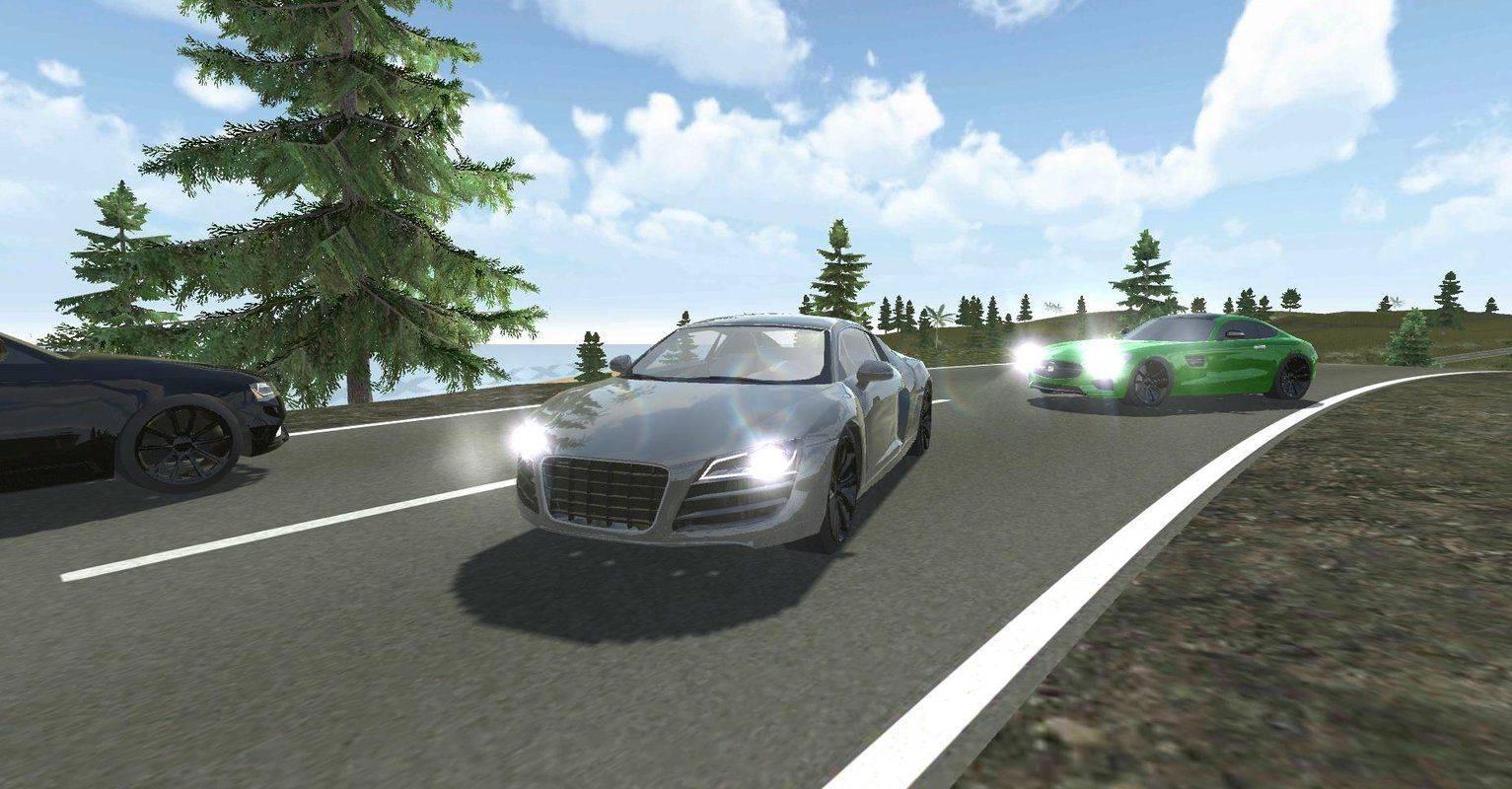European luxuryCars安卓版游戏截图