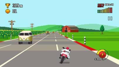 Retro Highway截图