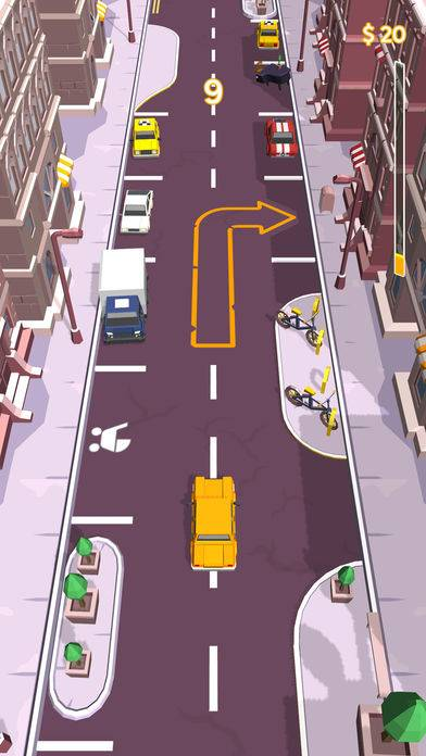 驾驶与泊车截图